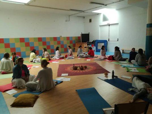 Workshop Yoga & Mindfulness no Colégio da Torre_13Abr2019